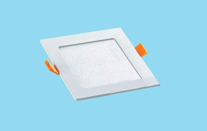 Đèn led âm trần vuông siêu mỏng 3w